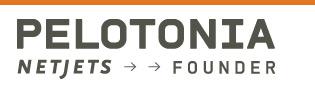 Pelotonia Logo