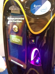 Intel Smart Vending 1
