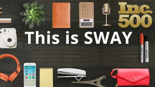 This Is Sway Desktop