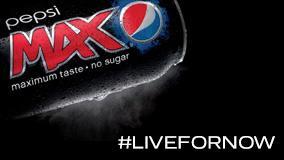 Pepsi Max #LiveForNow
