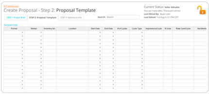 Standardize with Proposal Templates
