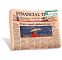Sticker - Financial Times