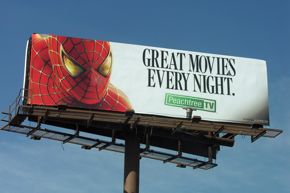 traditional billboard